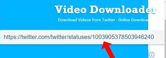 Thủ thuật tải video trên twitter