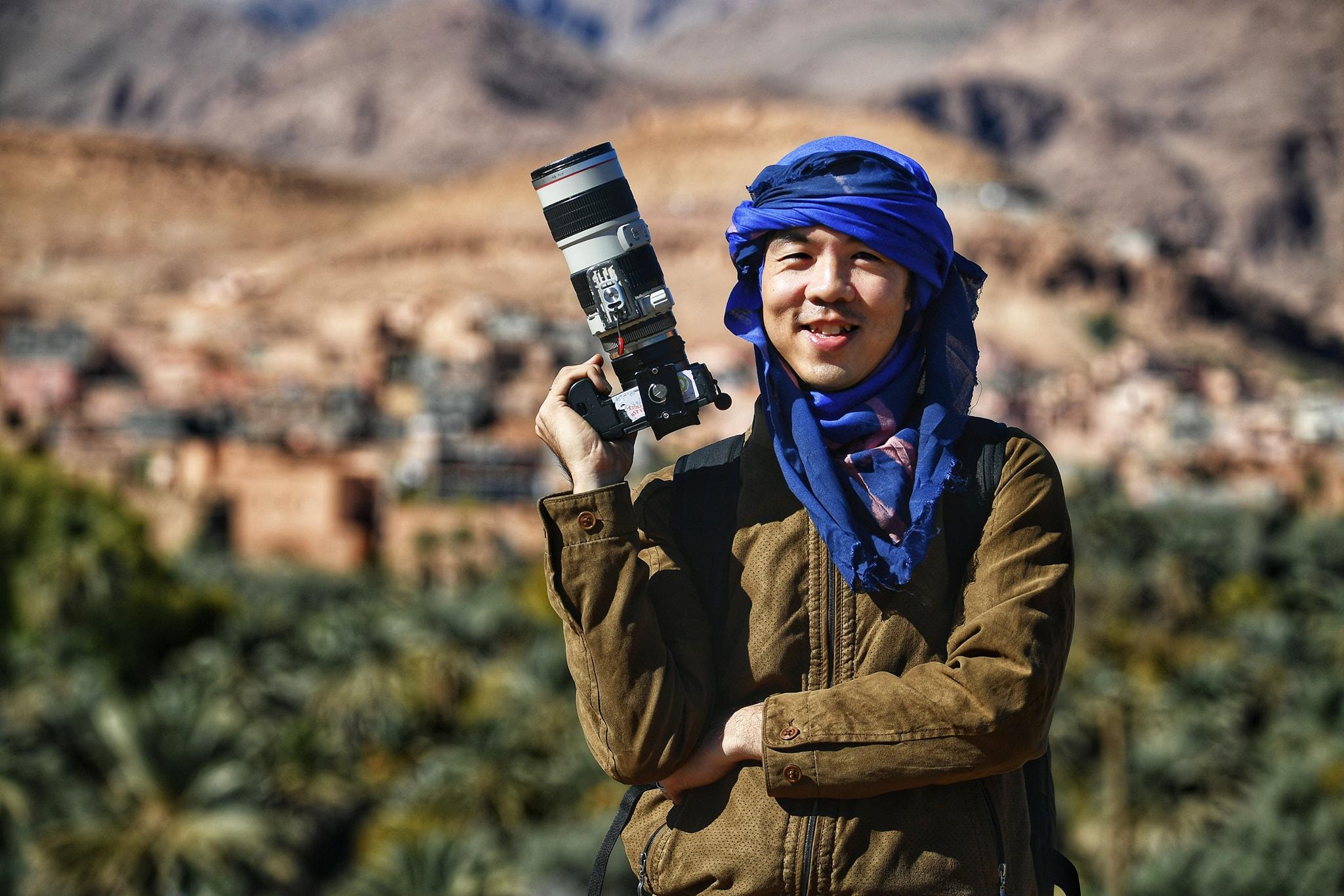 13 yếu tố giúp bạn trở thành 1 travel blogger thành công! Trần Việt Anh
