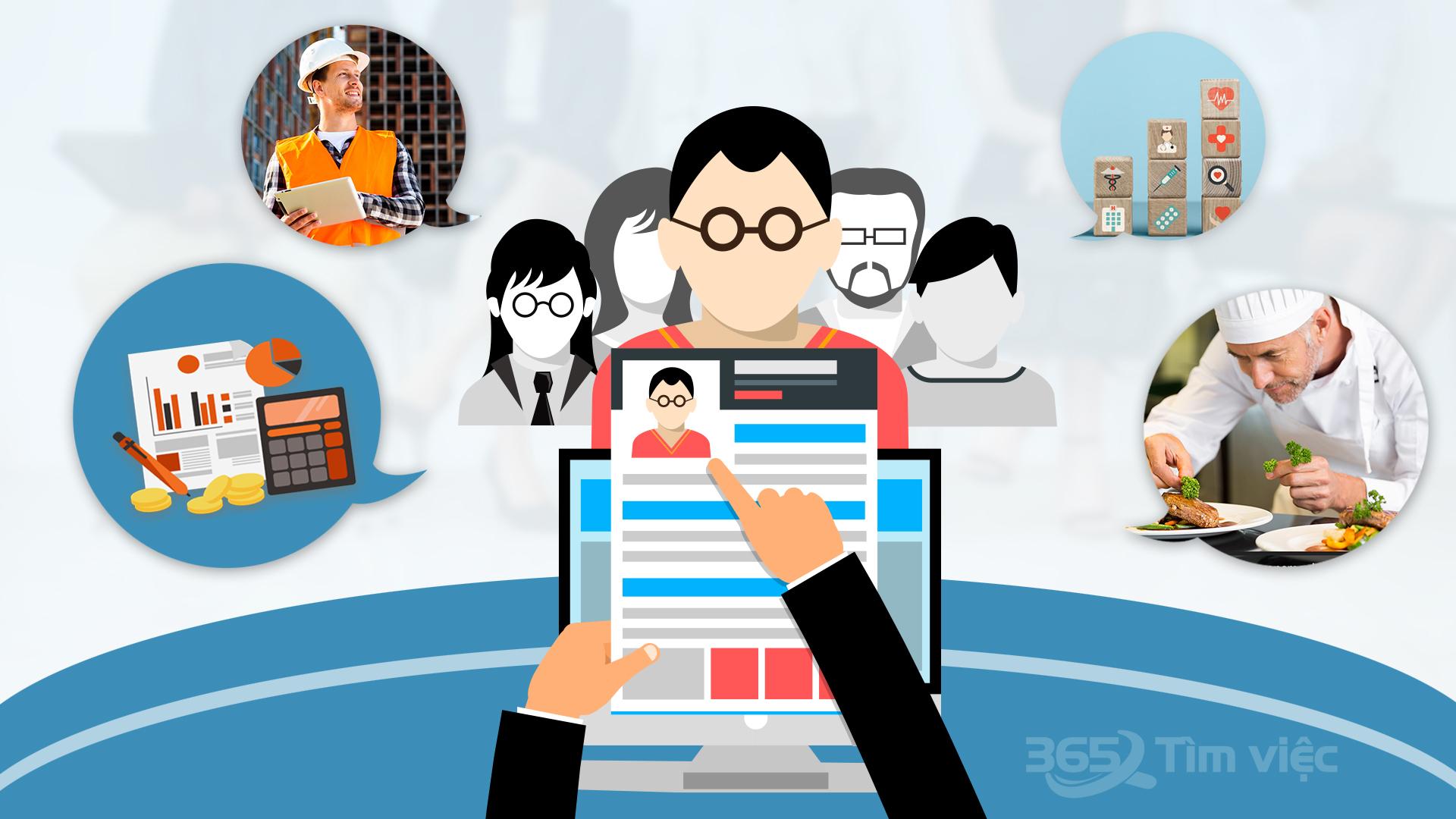 Tuyển dụng, Tìm việc làm tại Huyện Cần Giờ, Hồ Chí Minh | Timviec365.vn