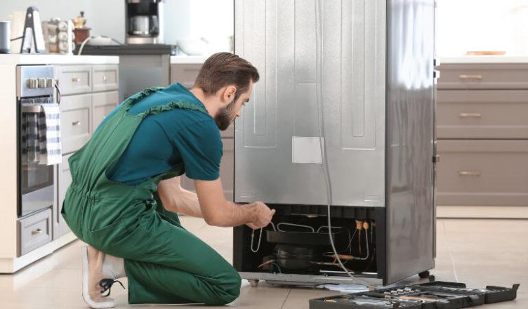 Kinh nghiệm sửa tủ lạnh nội địa Nhật tiết kiệm - Điện lạnh Vạn Phước
